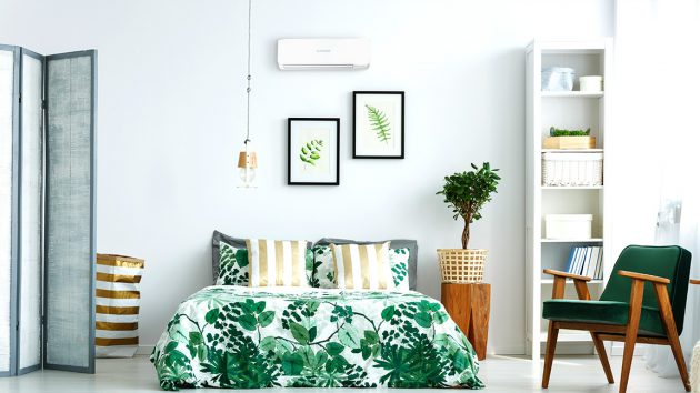 Avanti Split System Air Conditioner Lifestyle Shot