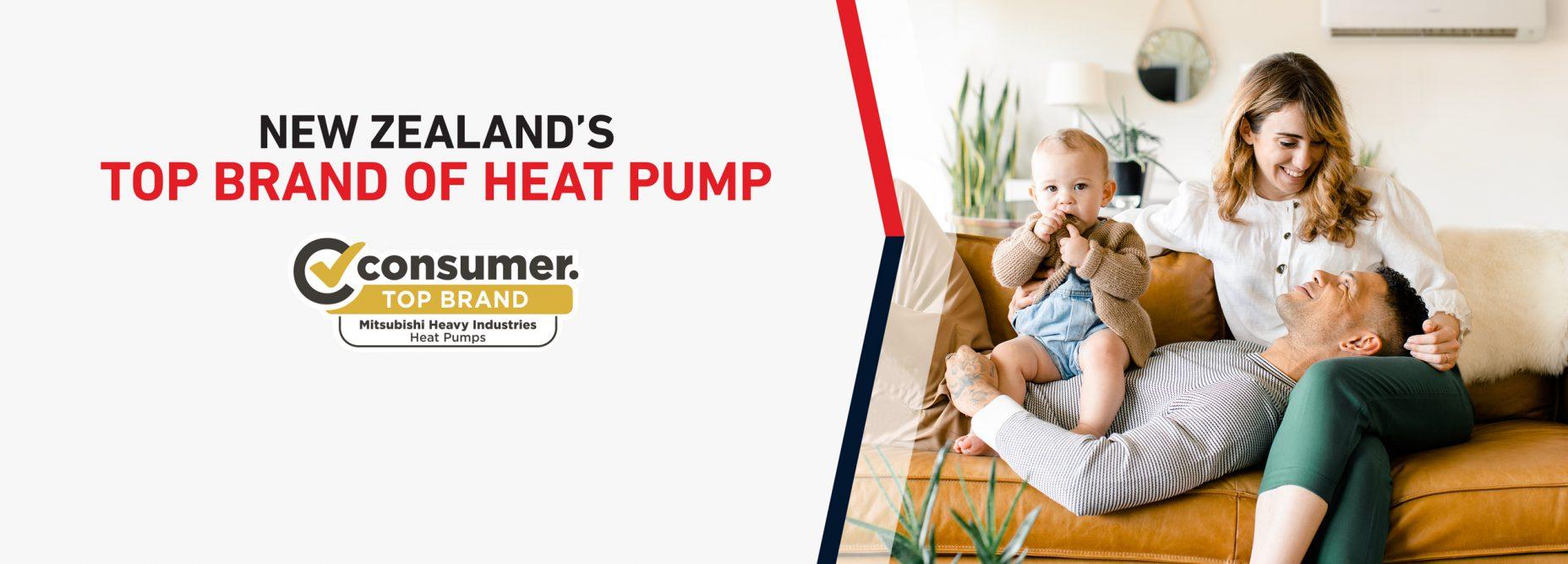 consumer top brand heat pumps header for desktop